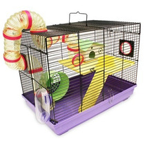 Jaulas San Diego Ii Para Hamster +kota