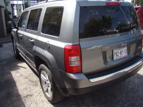Jeep Patriot Limited Q/c 2014
