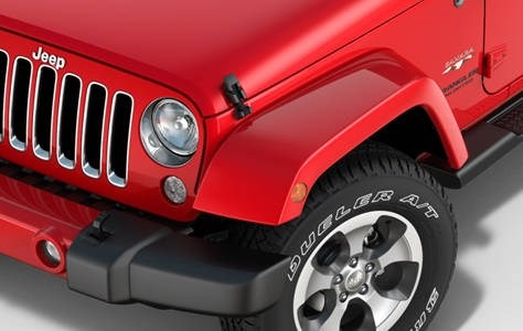 Jeep Wrangler Sahara 2 Ptas 2017