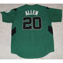 Jersey Large De Adulto, Ray Allen, Celtics Boston, Majestic