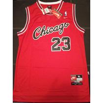 Jordan De Coleccion Rojo Chicago Bulls Envio Gratis!!