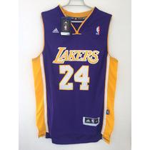 Jersey Los Angeles Lakers Kobe Bryant 24 Talla M