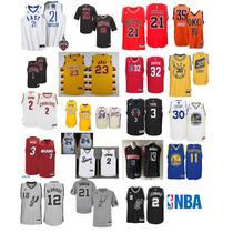 Jerseys Nba Originales (lebron James, Curry, Kobe, Etc)