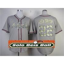 Jersey De Baseball Camo