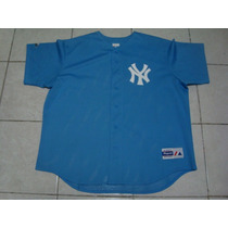 Mlb New York Yankees Camisola Majestic Talla Xl