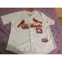 Jersey Beisbol Cardenales San Luis Matt Carpenter #13