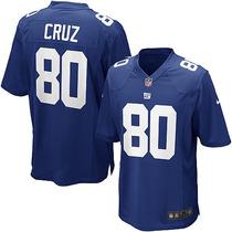 Jersey Nfl Nike Victor Cruz # 80 Gigantes De Nueva York