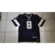Dallas Cowboys Troy Aikman Nike Bordado Talla M