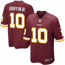 Jersey Nike Nfl Game Washington Redskins R Griffin Iii