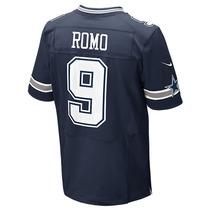 Jersey Nfl Dallas Cowboys # 9 Romo Nike Talla Extra Grande