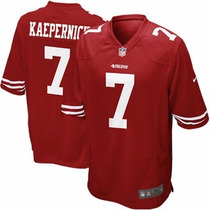 Jersey San Francisco 49´s Qb Colin Kaepernick Nike Elite