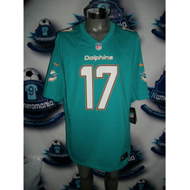 Jersey Oficial Nike Nfl De Miami Dolphins Ryan Tannehill-17