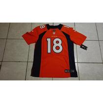 Denver Broncos Peyton Manning Jersey Nike Bordado Talla M