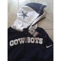 Sudadera Dallas Cowboys Nfl Nike