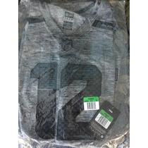 Jersey Nike Nfl Seattle Seahawks Limited #12 Fan Para Dama