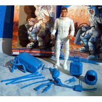 Marx Plastimarx Astronauta John Apollo Nvo En Caja Único Op4