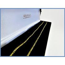 Cadena Oro Amarillo Solido 14k Mod. Cartier De 1mm 2grs Acc
