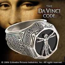 El Codigo Da Vinci Anillo Plata