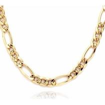 Cadena Cartier De Oro Macizo 10k 50cm. Pesa 18grs Solid Gold