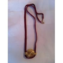 Collar O Pulsera Con Simbolo Del Infinito En Baño De Oro De