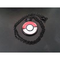 Collar Pokéball Color Negro Pokémon