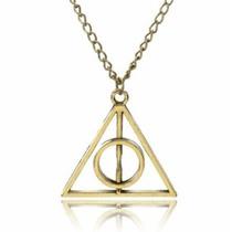 Collar Harry Potter Reliquias De La Muerte