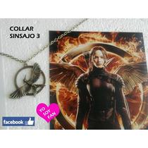 Collar Sinsajo, Los Juegos Del Hambre, The Hunger Games