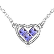 Collar Princess Hecho Con Cristales Swarovski® Elements