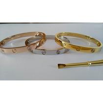 Collar- Dije- Brazalete - Anillo Cartier/ Bvlgari/ Tiffany