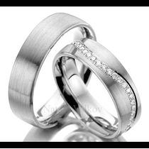 Argollas De Matrimonio Mod. Passione Oro 14k Matrimoniales