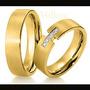 Argollas De Matrimonio Mod. Siluett Oro 10k Matrimoniales