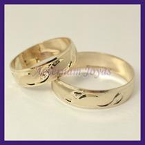 Argollas Matrimoniales Oro 10k Envío Expres Gratis Mod Kuzma