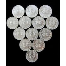 Arras De Autenticas Monedas Antiguas, Verdadera Plata 0.720