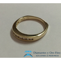 Churumbela Con .22 Ct Diamantes Naturales Preciosos Oro 14 K