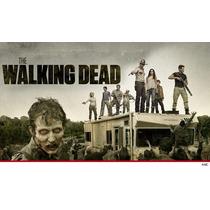 Pulsera The Walking Dead Fan Art (tributo)