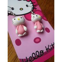Aretes Hello Kitty,a Tu Niña Le Encantaran!