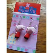 Aretes Snoopy, Pig Peppa, Elmo,a Tu Niña Le Encantaran!