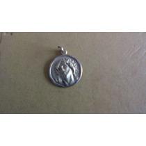 Medalla De Oro De 14kl De Cristo