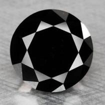 Diamante Negro, Corte Brillante, 1.33 Ct. Envío Gratis