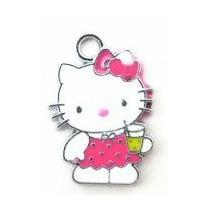 Hello Kitty Precioso Dije Limonada