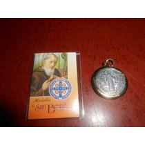 Medalla De San Benito Paquete Con 5 Medallas