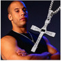 Collar De Cruz De Dominic Toretto De Rapido Y Furioso