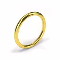 Argollas De Matrimonio De Oro Sólido 14k Envio Gratis!