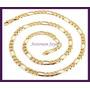 Promocion Cadena Cartier En Oro 14k 22grs 50cm Envio Gratis
