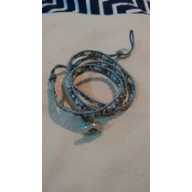 South Hill Designs Brazalete Titanio Y Perlas De Remate!!
