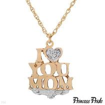 Collar Cadena Dije / Dama / Chapa Oro / Envio Gratis Flr