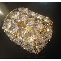 Arras Chapa De Oro Cristal Octagon
