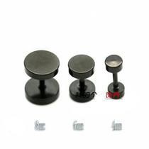 Simulador De Expansor Color Negro 3 Medidas Set De 6 Piezas