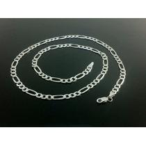 Cadena De Plata 925 Tejido Cartier Diamantada