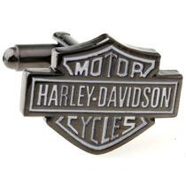 Mancuernillas Harley Davidson Motor Cycles Camisa Gemelos